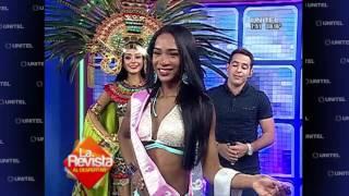 Reina Hispanoamericana: El mejor traje típico es el de Miss México según el jurado