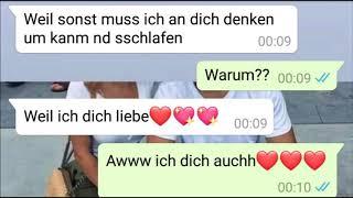 Whatsapp-Chats #57 (Süß, Traurig, Freunde, Liebe)