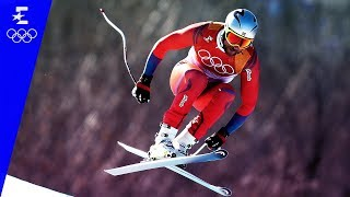 Alpine Skiing | Men's Downhill | Pyeongchang 2018 | Eurosport