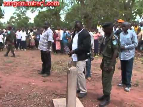 Le couple Kabila frappe fort à Ankoro son village d origine