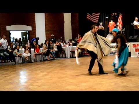 El pavo con la pava Fusión Folclórica Rayen En New York
