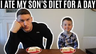I ate my son