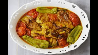 طرز تهیه گوجه بادمجان | غذای سنتی ایران که همه عاشقشن