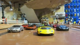 Hot Wheels GT Stop Motion