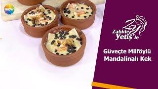 Güveçte Milföylü Mandalinalı Kek Tarifi