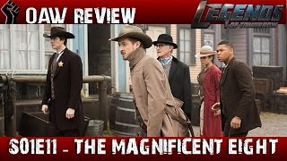 Legends of Tomorrow Season 1 Episode 11 Review -