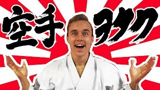 A DAY IN THE LIFE OF A KARATE NERD   Jesse Enkamp