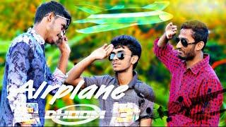 THE BinodoN BuzZ ( এরোপ্লেন )-Airplane- Bangla new _ Comedy 2Min Sort Film