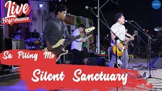 Silent Sanctuary | Sa Piling Mo live at San Fernando La Union Town Plaza