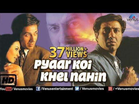 Pyaar Koi Khel Nahin {HD} | Hindi Full Movie | Sunny Deol Full Movies | Latest Bollywood Movies