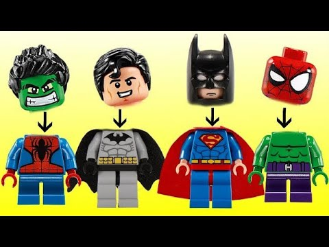 Xxx Mp4 Superhero Legos With Avengers Ironman Batman Superman Amp Hulk 3gp Sex