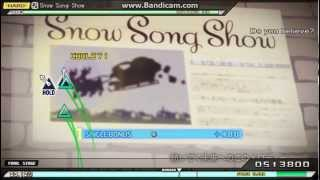 PPD game play snow song