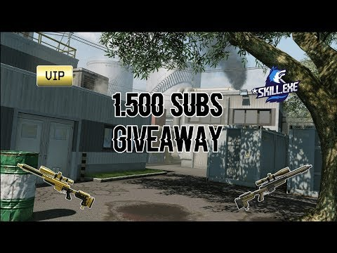 Warface: 1.5K Subscribers Giveaway [CLOSED]