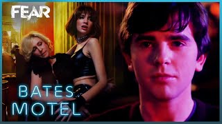 "Norman Brings ""Mother"" To The Strip Club 
