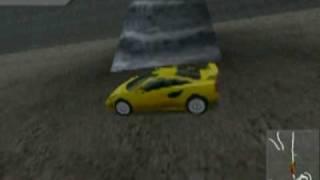 Need for Speed II SE - Mystic Peaks