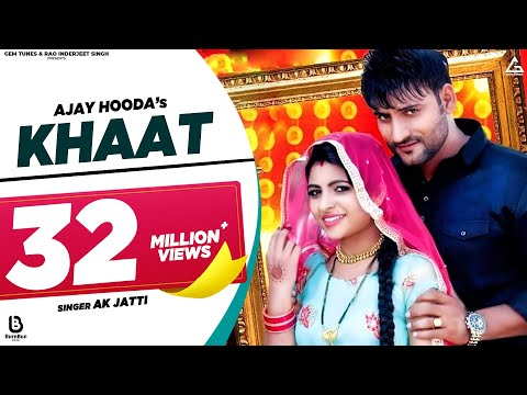 Xxx Mp4 KHAAT Official Ajay Hooda AK Jatti Gajender Phogat New Haryanvi Songs Haryanavi 2019 Dj 3gp Sex