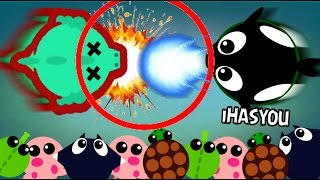 Mope.io - NEW KILLER WHALE ORCA!! // OCEAN ANIMALS SECOND UPDATE !! - iHASYOU