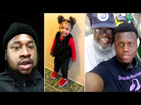 NYC Man Kills Daughter, Stepdad & Half-Brother Over Baby Mama Drama.