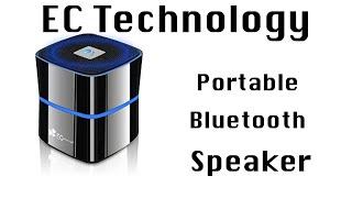 EC Technology Bluetooth Speaker Review
