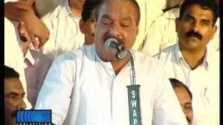Movie.3.wmv : Sri. K.M Mani Speech : Kerala Congress Layanam (Part 3)