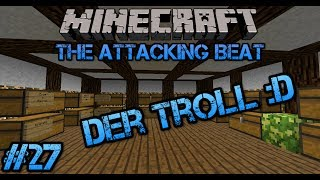 Getrollt im Lagerraum! xD Minecraft Attack of The B-Team Projekt #27