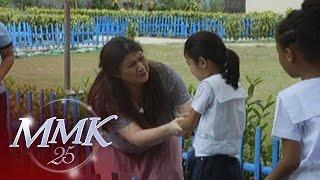 MMK: Estrelita spanks her daughter at school