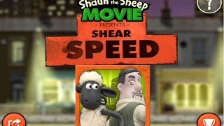 Shaun the Sheep Shear Speed Android İos Free Game GAMEPLAY VİDEO