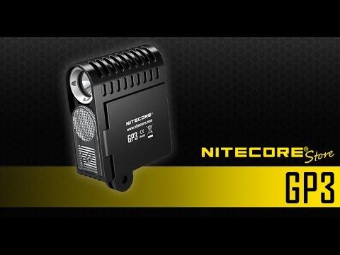 Xxx Mp4 Nitecore GP3 GP3 CRI Action Camera Light For GoPro Sony Action Cams 3gp Sex