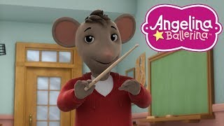 Angelina Ballerina 🎵 A.Z. The Music Conductor 💃
