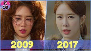 GOBLIN YOO IN NA EVOLUTION 2009-2017