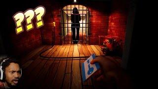 WHO IS THE NEIGHBOR REALLY LOCKING UP!? | Hello Neighbor #4