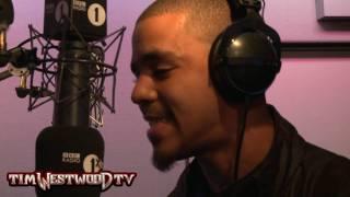 J Cole freestyle - Westwood