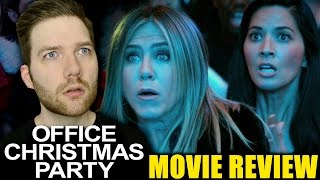 Office Christmas Party - Movie Review