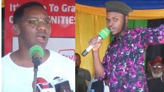 Mr Beneficial Awavunja Mbavu Diamond, Makonda Manara!