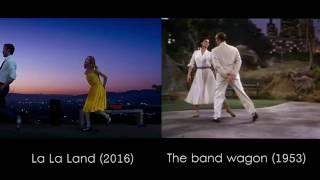 As referências de 'La La Land' aos clássicos do cinema, unidas num vídeo