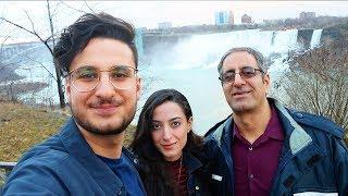 Persian Vlog: Visiting Niagara Falls