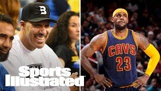 NBA: LeBron James Vs. LaVar Ball 1-On-1 NBA 2K17 Game: Ball