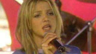 [B. Spears] Don't Let Me Be The Last To Know - MTV Live 2000
