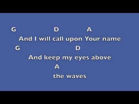 Xxx Mp4 Oceans Where Feet May Fail Key D Lyrics Amp Chords 3gp Sex