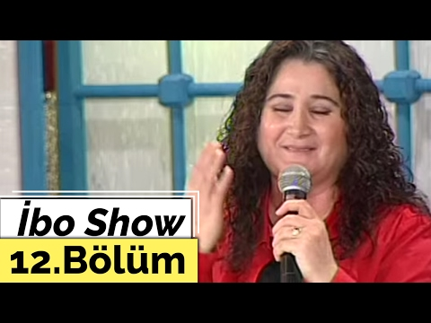 İbo Show 12. Bölüm Sabahat Akkiraz Arif Sağ 2002