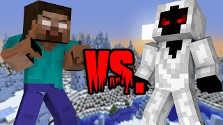 Herobrine VS. Entity 303 - Minecraft