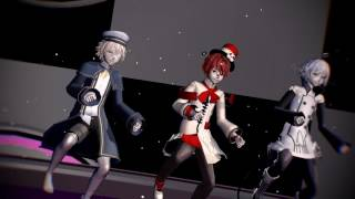 [MMD] WILDFIRE [FUKASE] feat. Oliver and Piko HD 60fps