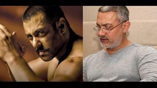 Sultan Trailer (2016) | Aamir Khan Upset with Trailer of Salman Khan's Sultan ?