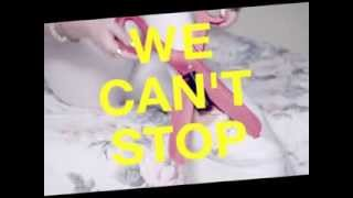 we can't stop ringtone