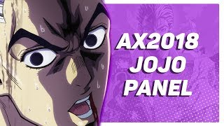 The JoJo's Bizarre Adventure Panel at Anime Expo | Review