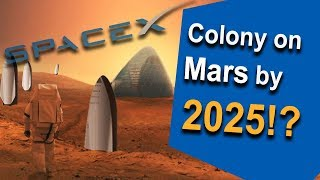 SPACEX Timeline to MARS! The Case for Mars 30