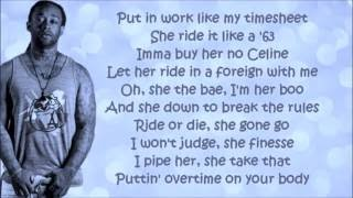 Work From Home | Fifth Harmony | Lyrics
