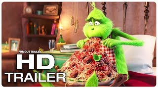 THE GRINCH Final Trailer (NEW 2018) Benedict Cumberbatch Animated Movie HD
