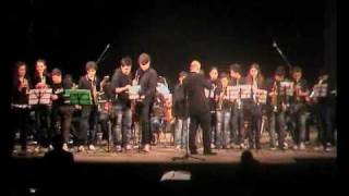 Orchestra Guido Dorso - Marcia egiziana dell'Aida  - Trombe
