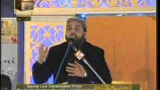 'Koi Mansoor koi Ban k Ghazali Aye' Qari Shahid Mehmood sb At Uk Slough Mehfil 23 Jan 2015